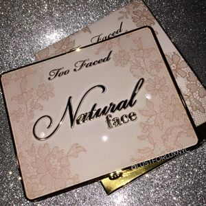 Too Faced • Natural Face Palette
